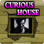 Curious House Escape AvmGames