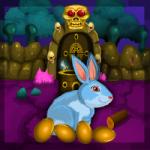 Cursed Bunny Rescue Games4Escape