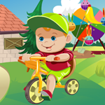 Cute Baby Boy Rescue Games4King