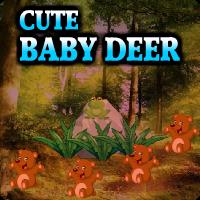 Cute Baby Deer Escape AvmGames