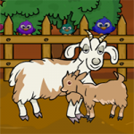 Cute Baby Goat Rescue Games2Jolly