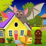 Cute Bat Rescue Games4King