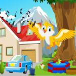 Cute Bird Rescue 2 Games4King