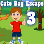 Cute Boy Escape 3 Games 4 King