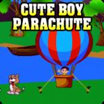 Cute Boy Parachute Escape AvmGames