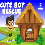 Cute Boy Rescue 2 Games4King