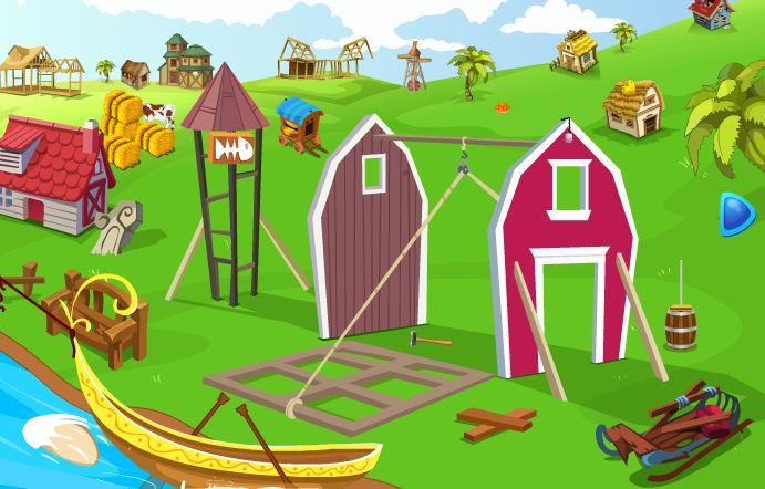 Cute Boy River Escape Games2Jolly