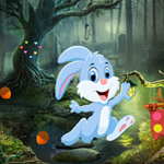 Cute Bunny Rescue Games4King