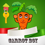 Cute Carrot Boy Rescue Games2Jolly