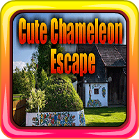 Cute Chameleon Escape AVMGames