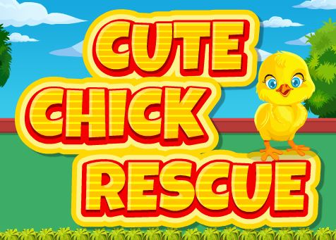 Cute Chick Rescue Games 2 Jolly