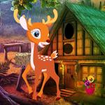 Cute Deer Rescue Games4King