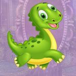 Cute Dinosaur Escape Games4King