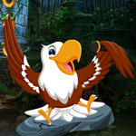 Cute Eagle Rescue Games4King