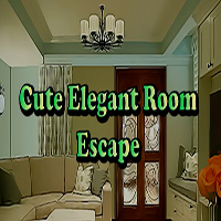 Cute Elegant Room Escape EscapeGamesZone