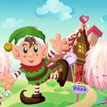Cute Elf Rescue Games4King