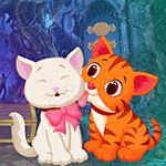 Cute Friends Rescue Games4King