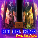 Cute Girl Escape From The Castle Games4King