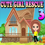 Cute Girl Rescue 3 Games4King
