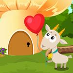 Cute Goat Rescue Games4King