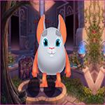 Cute Gray Mouse Escape Games4King