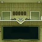 Cute Green Room Escape EscapeGamesZone