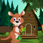 Cute Kangaroo Rescue Games4King