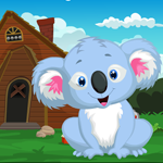 Cute Koala Rescue 2 Games4King