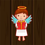 Cute Little Angel Escape AvmGames