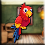 Cute Macaw Escape Games2Jolly