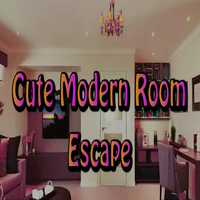 Cute Modern Room Escape EscapeGamesZone