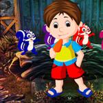 Cute Naughty Boy Escape Games4King