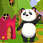 Cute Panda Rescue Games4King