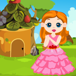 Cute Pinky Girl Rescue Games4King