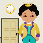 Cute Prince Escape Games4King