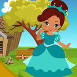 Cute Princess Escape 2 Games4King