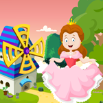 Cute Princess Rescue 3 Games4King