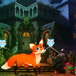 Cute Red Fox Rescue Games4King