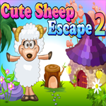 Cute Sheep Escape 2 Games4King
