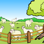 Cute Sheep Rescue From Fox GenieFunGames