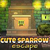Cute Sparrow Escape Games4King