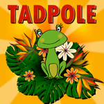 Cute Tadpole Rescue Games2Jolly