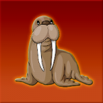 Cute Walrus Escape Games2Jolly