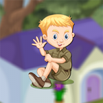 Cute Wise Boy Rescue AvmGames