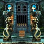 Cute Witch Escape 8BGames