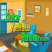 Cute Yellow Room Escape EscapeGamesZone