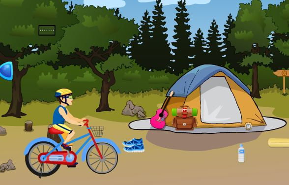 Cycle Boy Escape 3 Games2Jolly