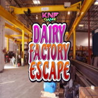 Dairy Factory Escape KNFGames