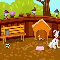 Dalmatian House Rescue Games2Jolly