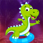 Danger Dinosaur Rescue Games4King
